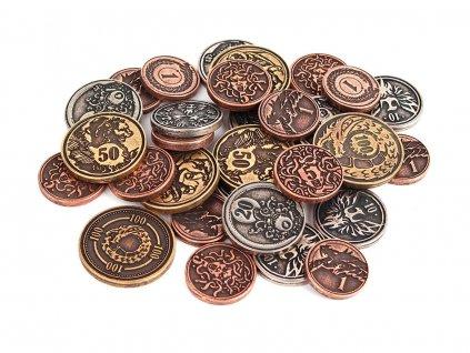 Prisery herni mince kov bronz