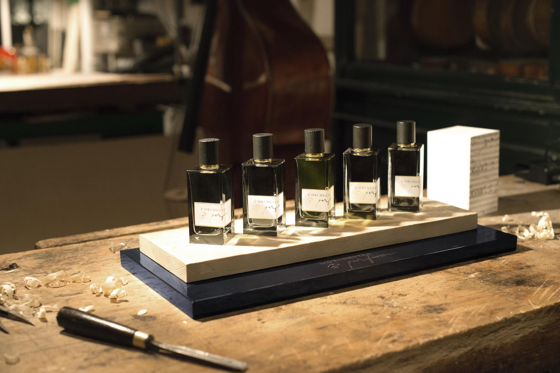 Jak vybrat svůj parfém.