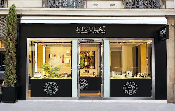 Nicolaï s podtóny Guerlain