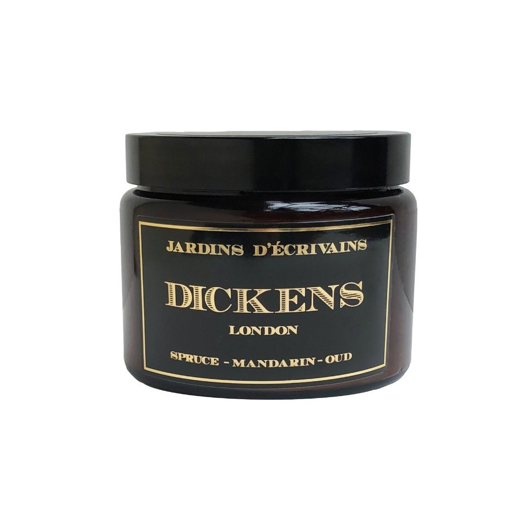Jardins d'Écrivains - Dickens - interiérová svíčka