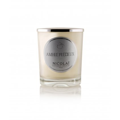 AMBRE PRECIEUX CLOSED CANDLE