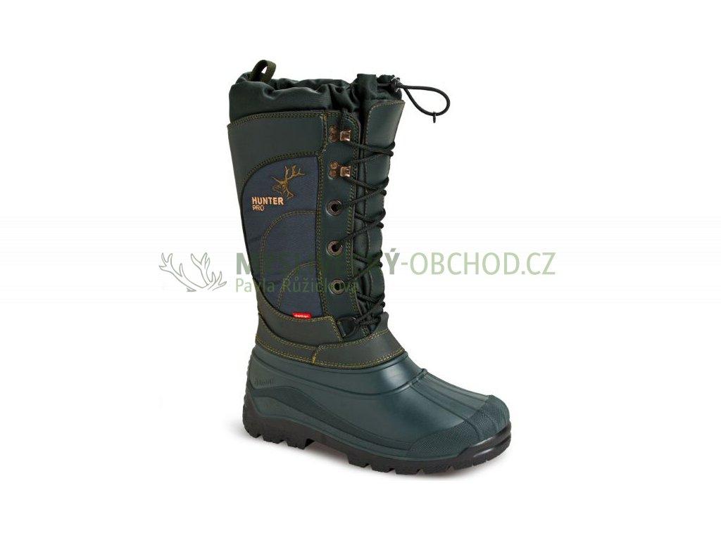 demar hunter pro 3811 lovecke zimni boty