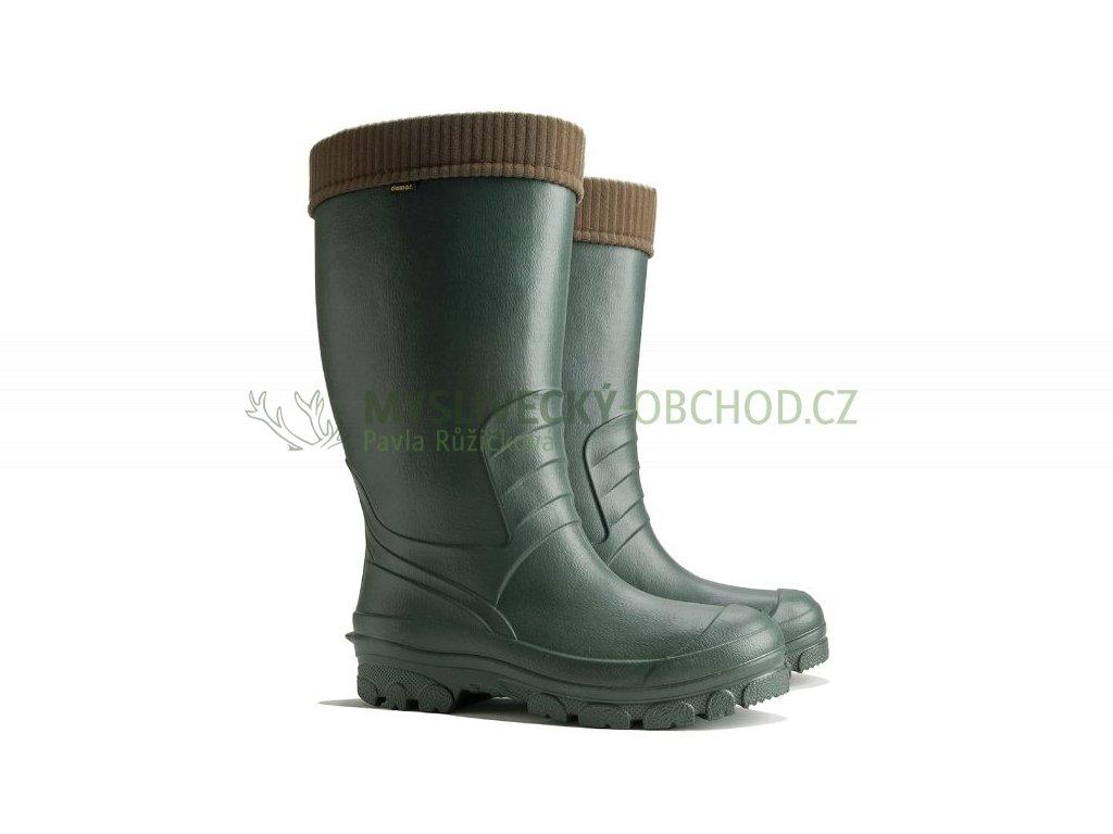 demar new universal 0271 zelene lovecke zimni holinky