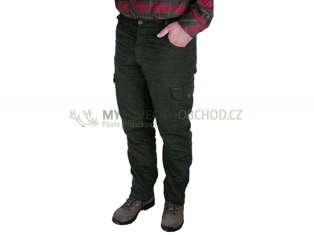 afars moleskin slim lovecke kalhoty
