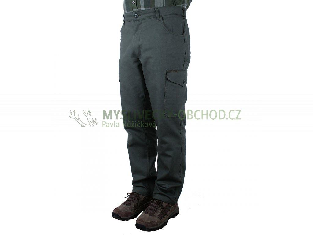 afars twill slim lovecke kalhoty 01