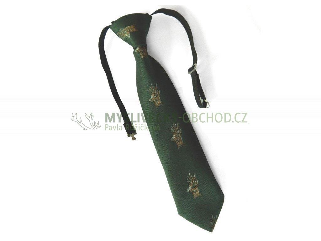 hedva srnec c 42 detska myslivecka kravata 01