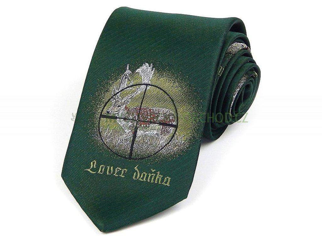 hedva pesh lovec danka kriz myslivecka kravata 01