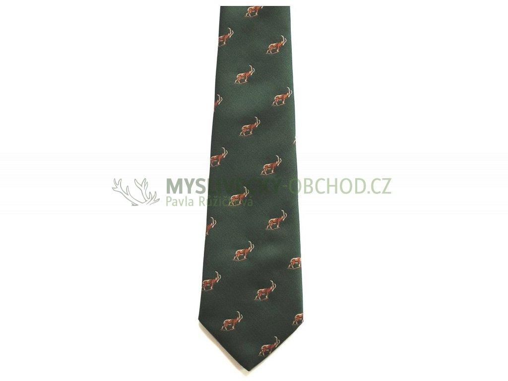 hedva pesh 49 kamzici myslivecka kravata 01