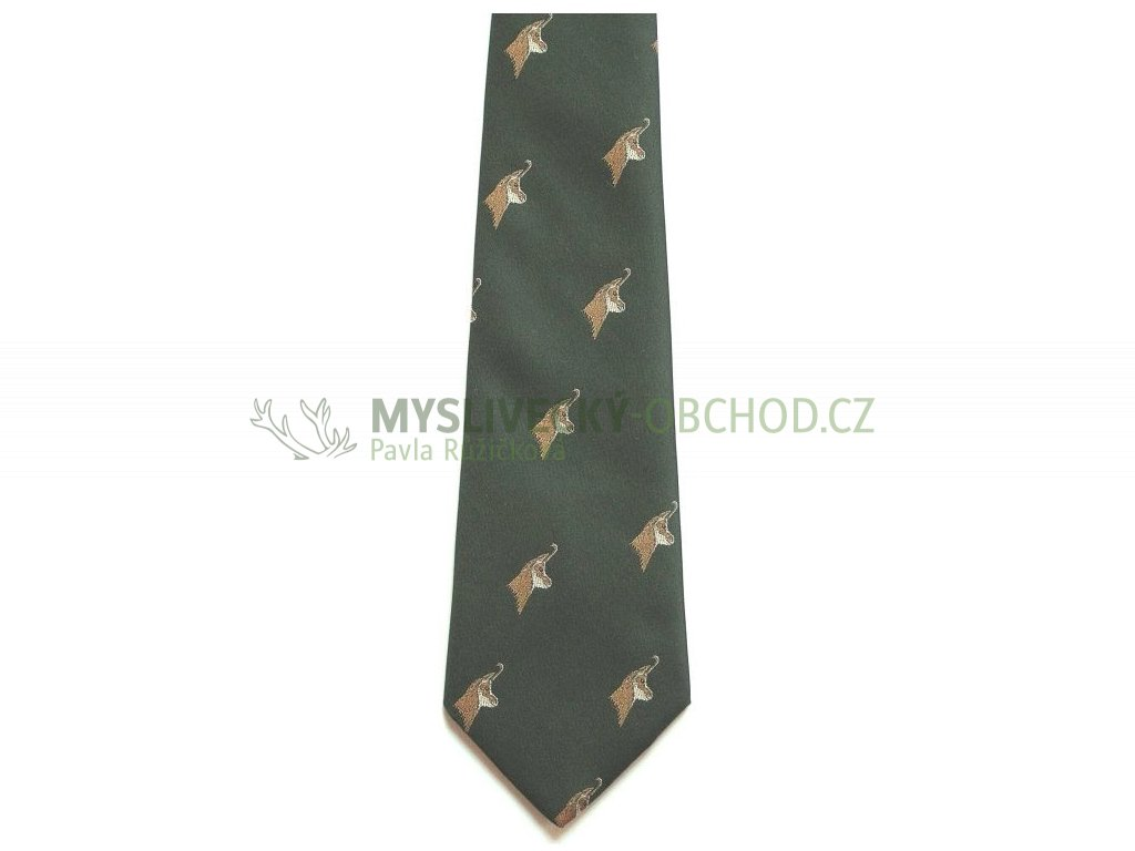 hedva pesh 15 kamzik myslivecka kravata 01