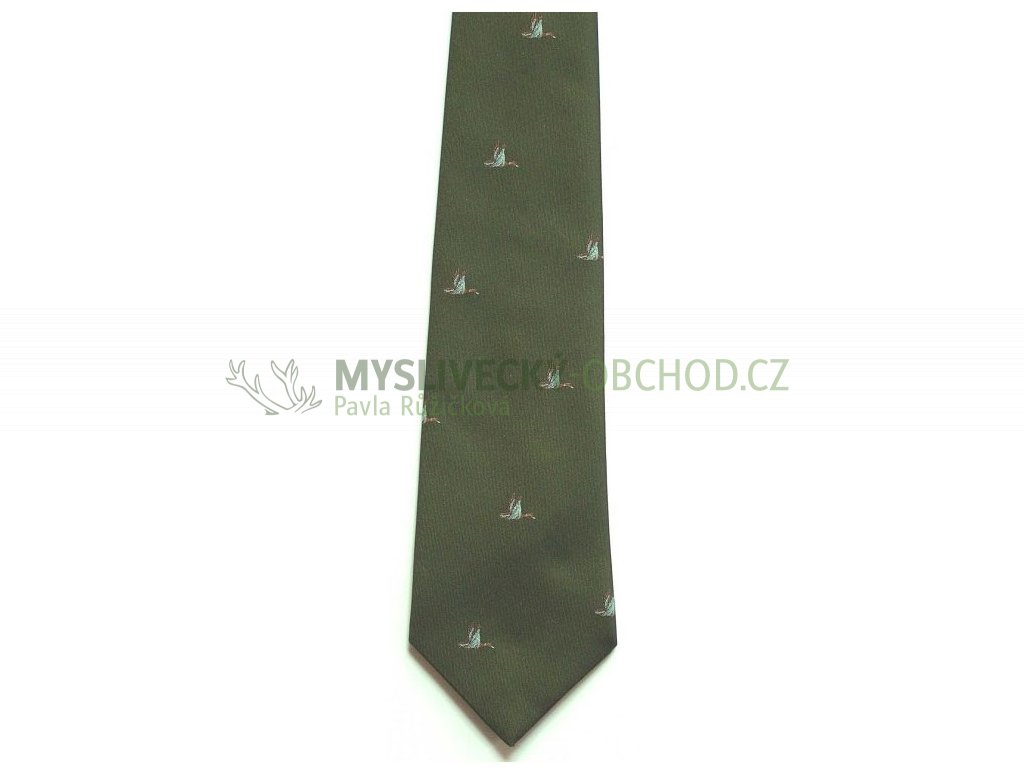 hedva pesh 01 letici kacena myslivecka kravata