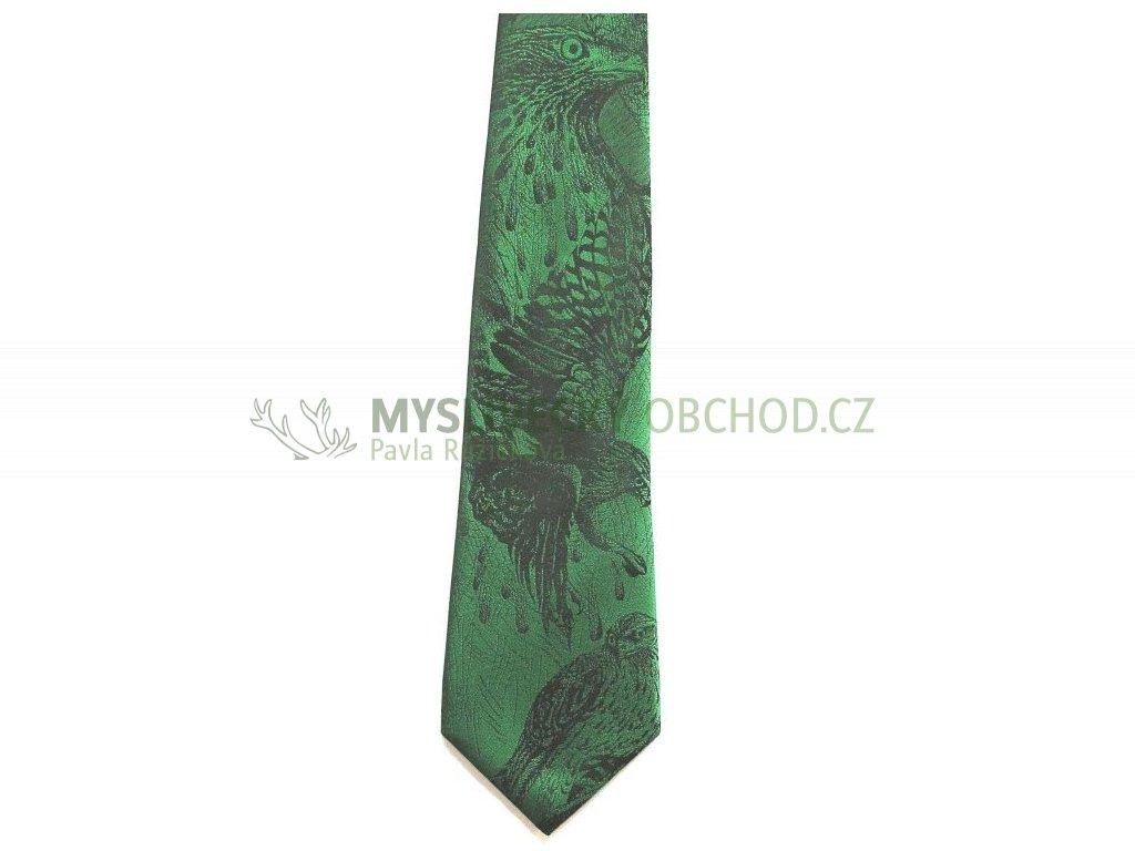 hedva pesh 28 postolka myslivecka kravata 01