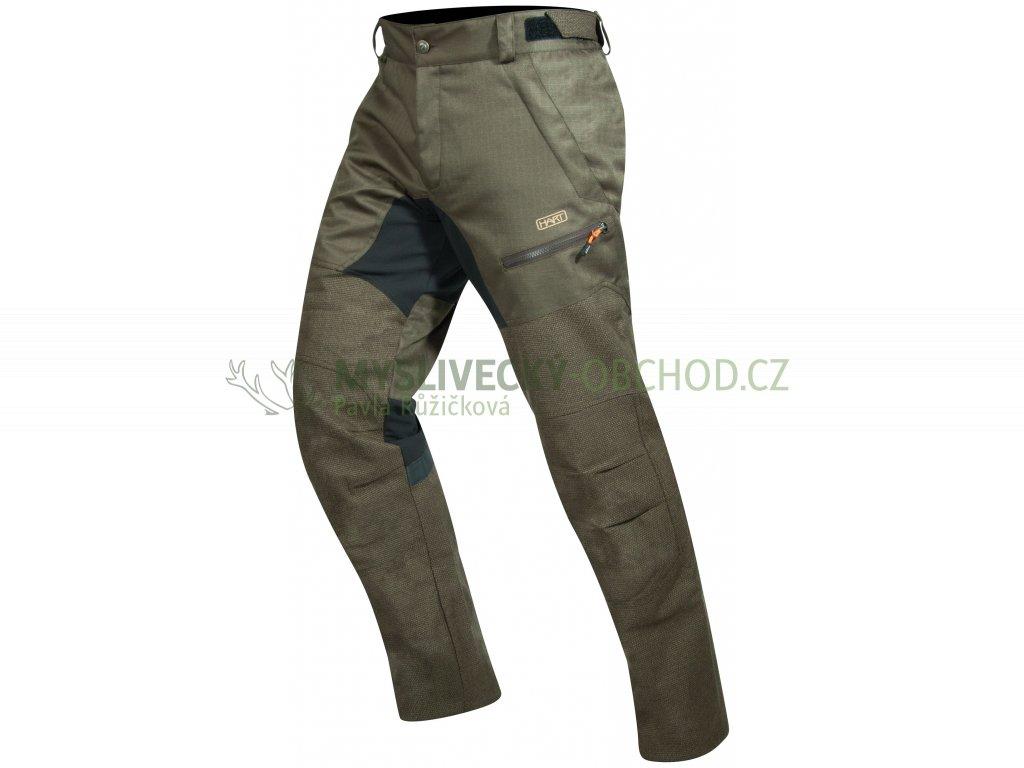 hart iron xtreme t green damske lovecke kalhoty 01