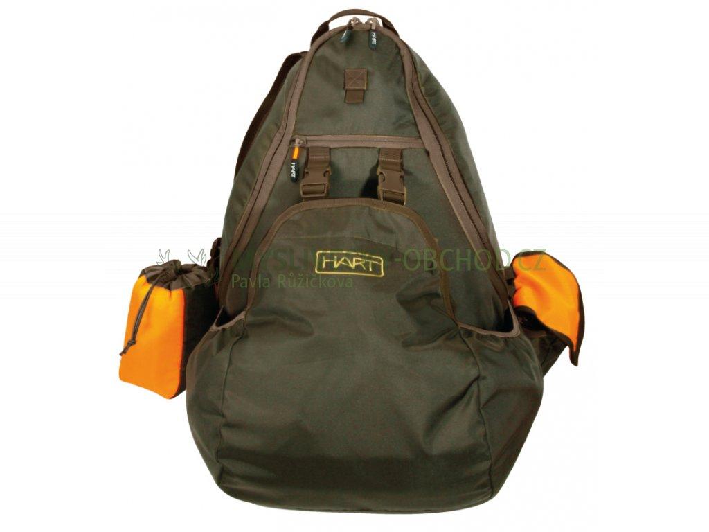hart nb rucksack green lovecky batoh 45 l