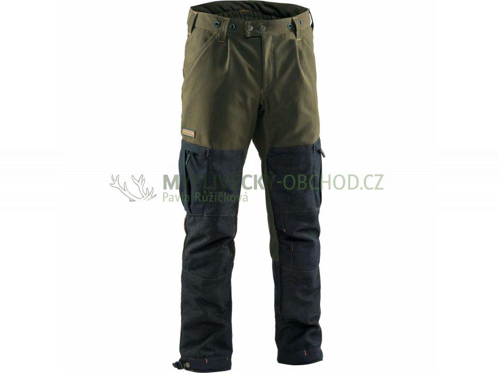 swedteam protection green ochranne damske lovecke kalhoty 01