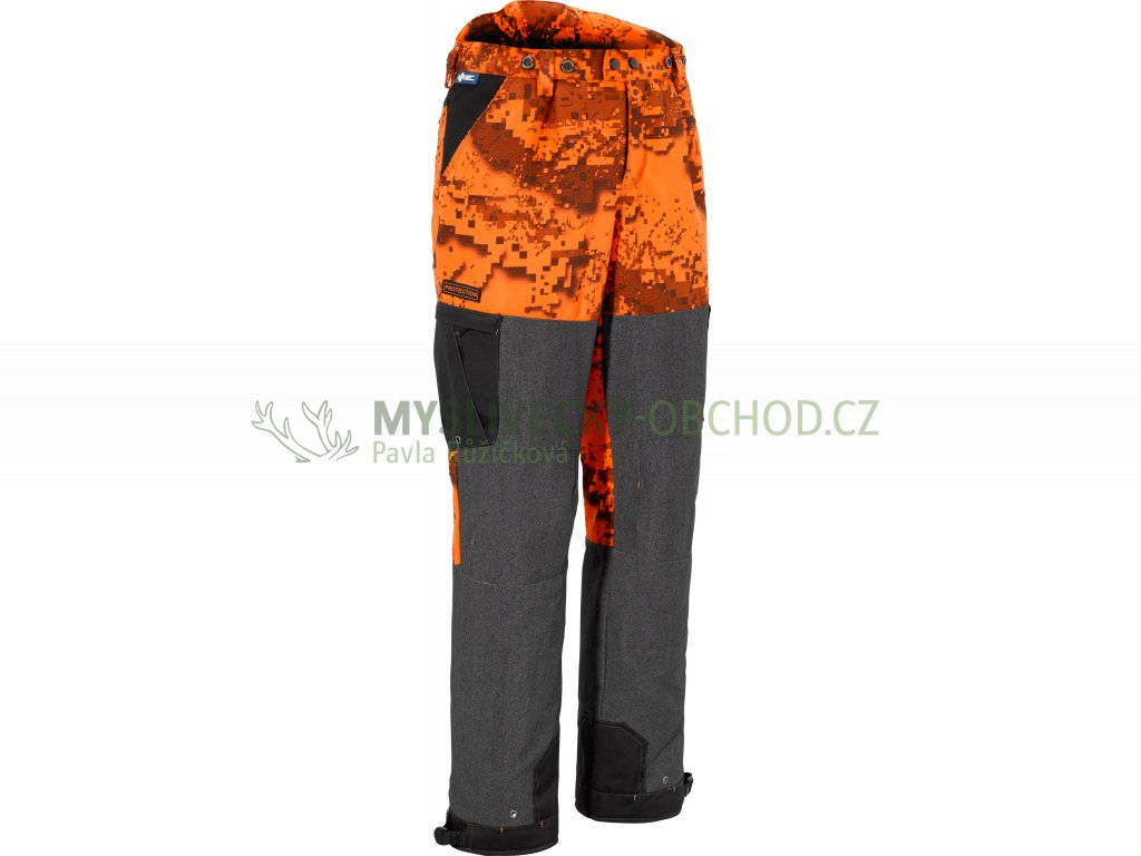 swedteam protection desolve fire ochranne damske lovecke kalhoty 012