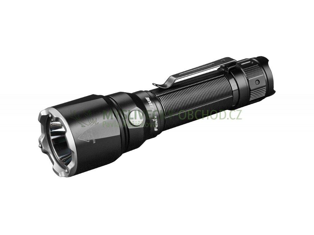 fenix tk22 ultimate edition takticka svitilna 1600 lm 405 m 80 h