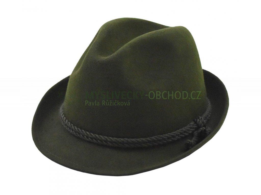 Tradiční myslivecký klobouk (Velikost 51 cm)