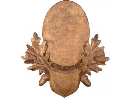 drevo novak podlozka pod trofej rezbovana srnec selma c 104