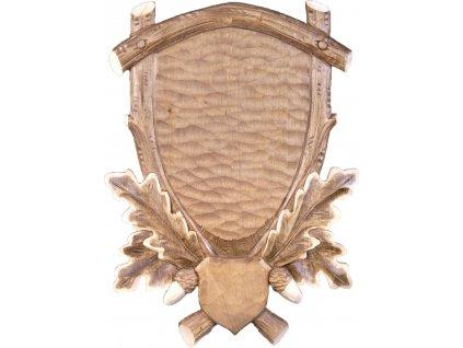 drevo novak podlozka pod trofej rezbovana danek sika c 203