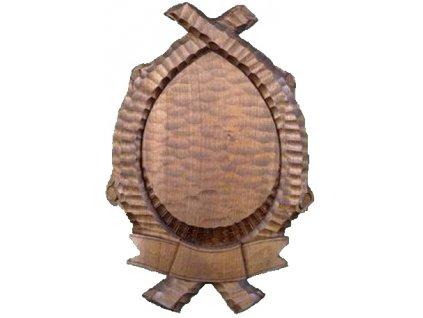 drevo novak podlozka pod trofej rezbovana danek sika c 223