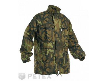 petex army maskac myslivecka bunda