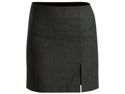 petex nikola gabarden melanz khaki spolecenska sukne kratka