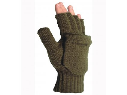 afars pletene rukavice bez prstu