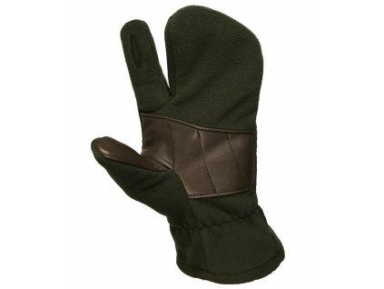 Afars Fleece tříprsté rukavice levý pár