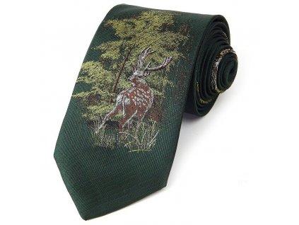hedva pesh lovec siky myslivecka kravata 01
