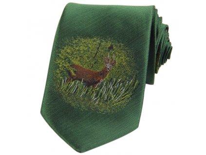 hedva pesh lovec srnci zvere myslivecka kravata 01