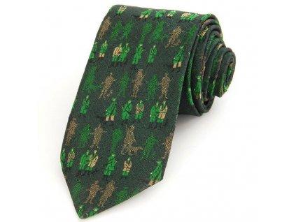 hedva pesh 37 myslivecke sdruzeni myslivecka kravata