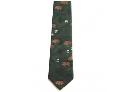 hedva pesh 52 divocaci myslivecka kravata 01