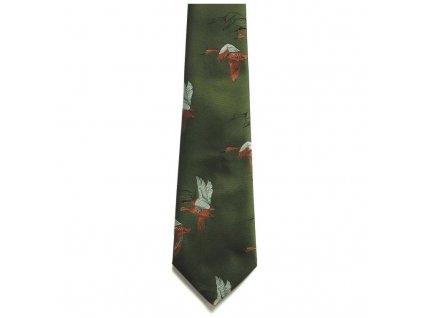 hedva pesh 47 divoka husa myslivecka kravata 01