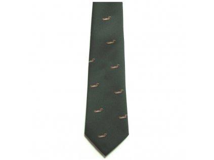 hedva pesh 02 plovouci kaceny myslivecka kravata 01