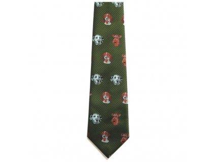 hedva pesh 59 psi hlavy myslivecka kravata 01