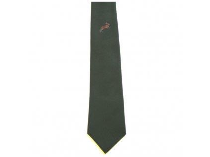 hedva pesh 18 zajic myslivecka kravata 01