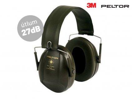 Střelecká sluchátka 3M PELTOR Bull´s Eye I (GN)
