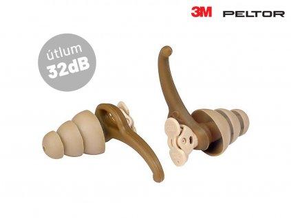 Špunty do uší Peltor E A R Combat Arms