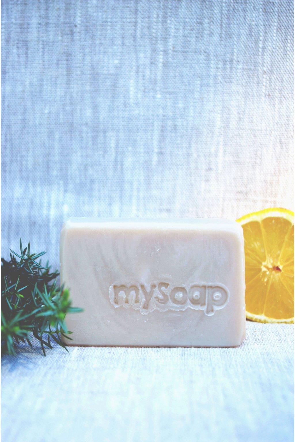 Tuhé mýdlo na Ruce