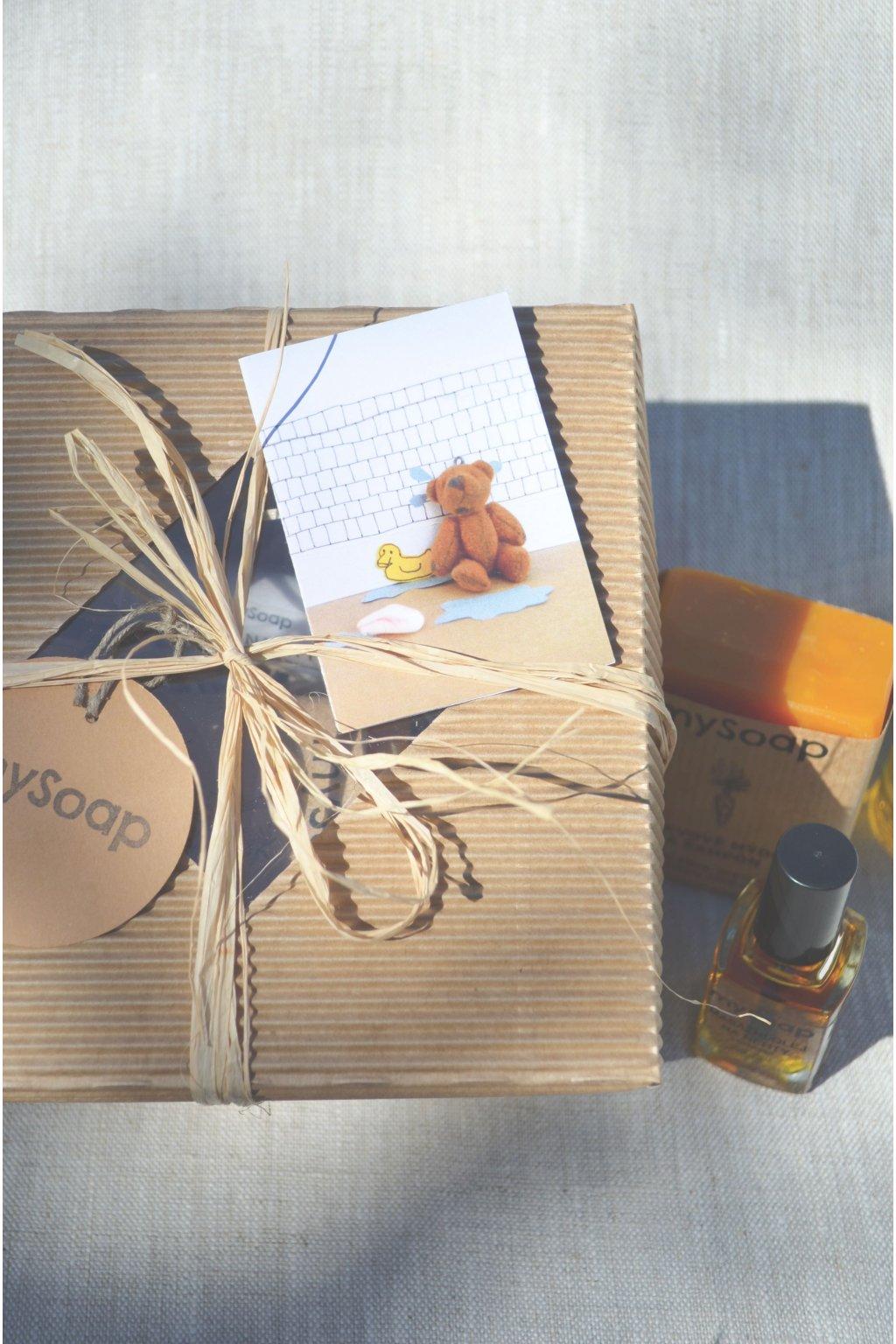Dárková krabička dle vašeho přání