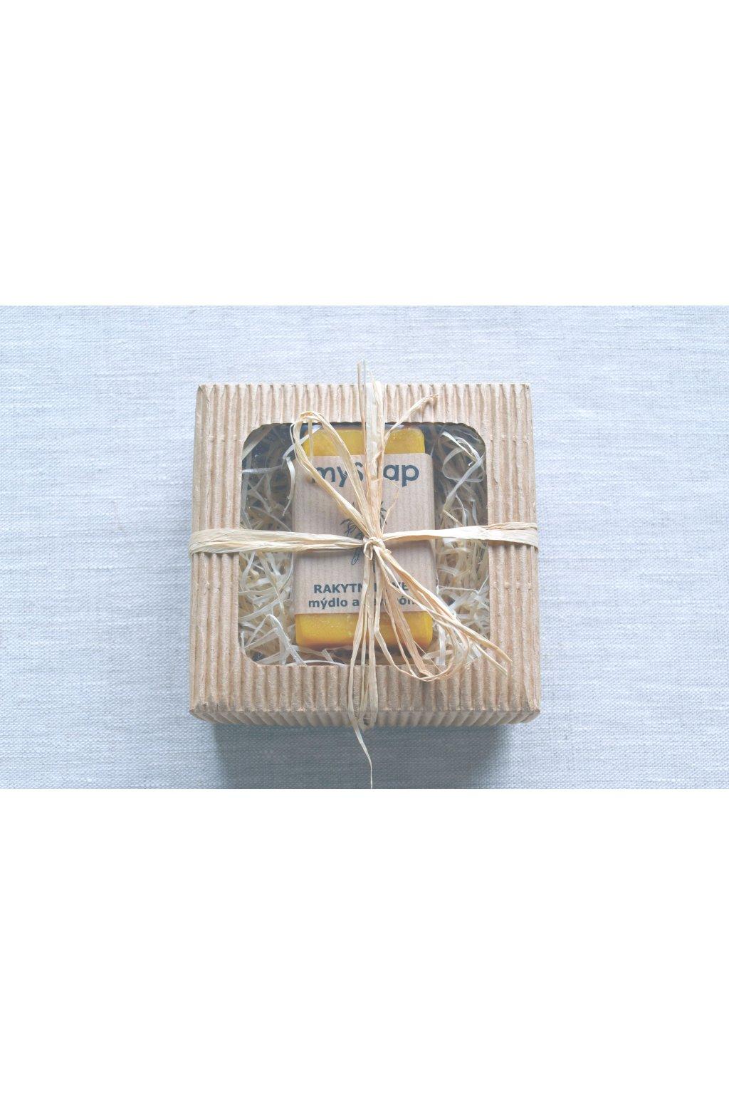 Tuhé mýdlo a šampón Meruňka