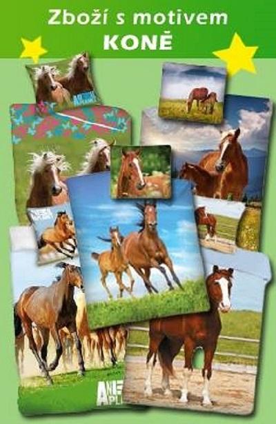 Zboží s koňmi