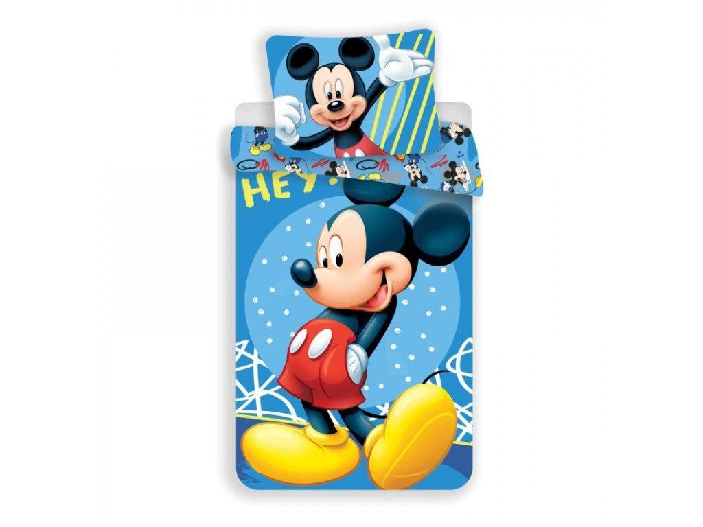 Povlečení Mickey 043 hey 140/200, 70/90