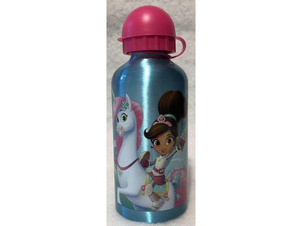 ALU láhev Princezna Nella a jednorožec 500 ml