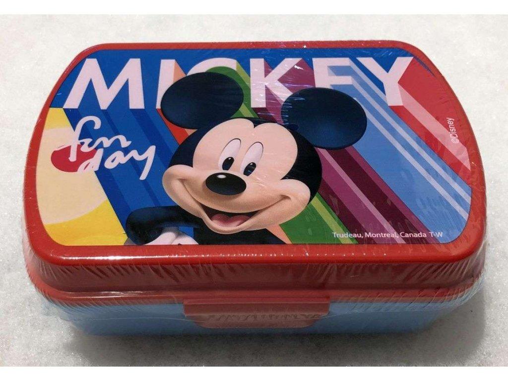 Box na svačinu Mickey blue