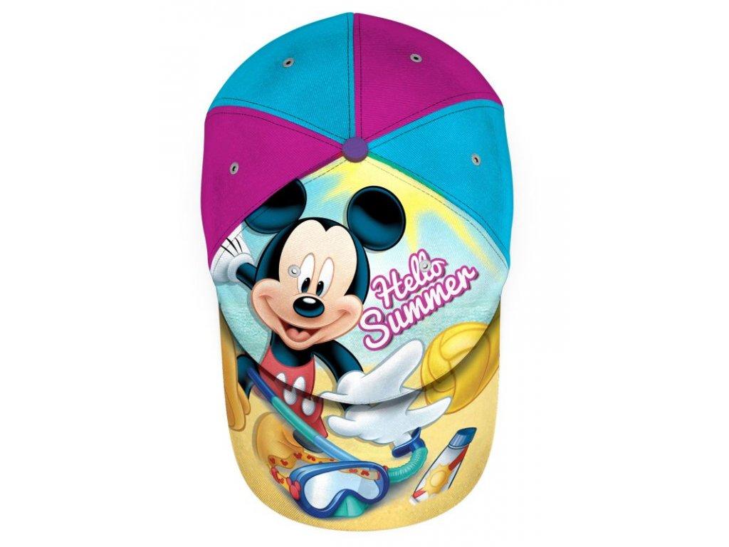 Kšiltovka Mickey potápěč vel. 54