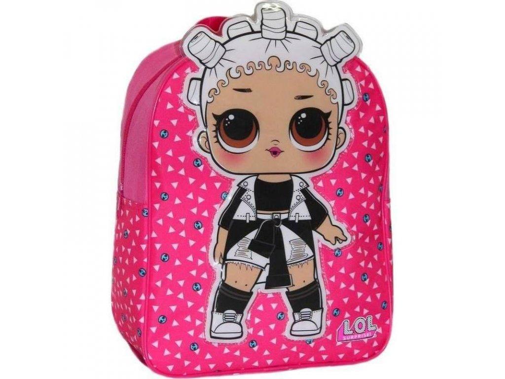Dětský batůžek LOL Black