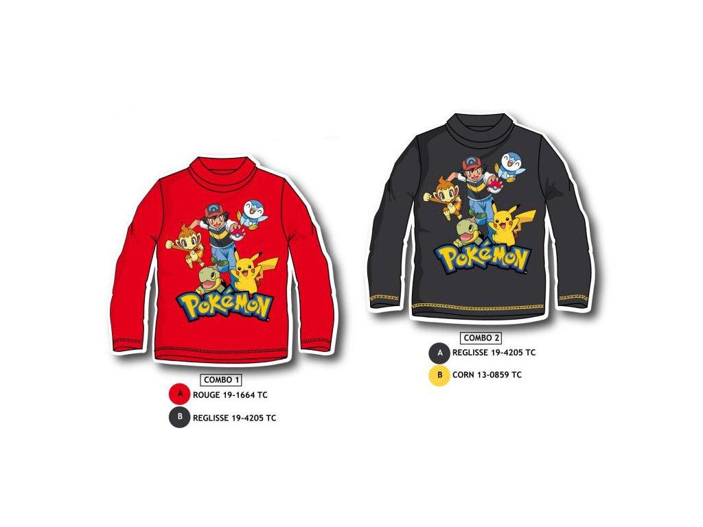 Triko Pokémon rolák 1743
