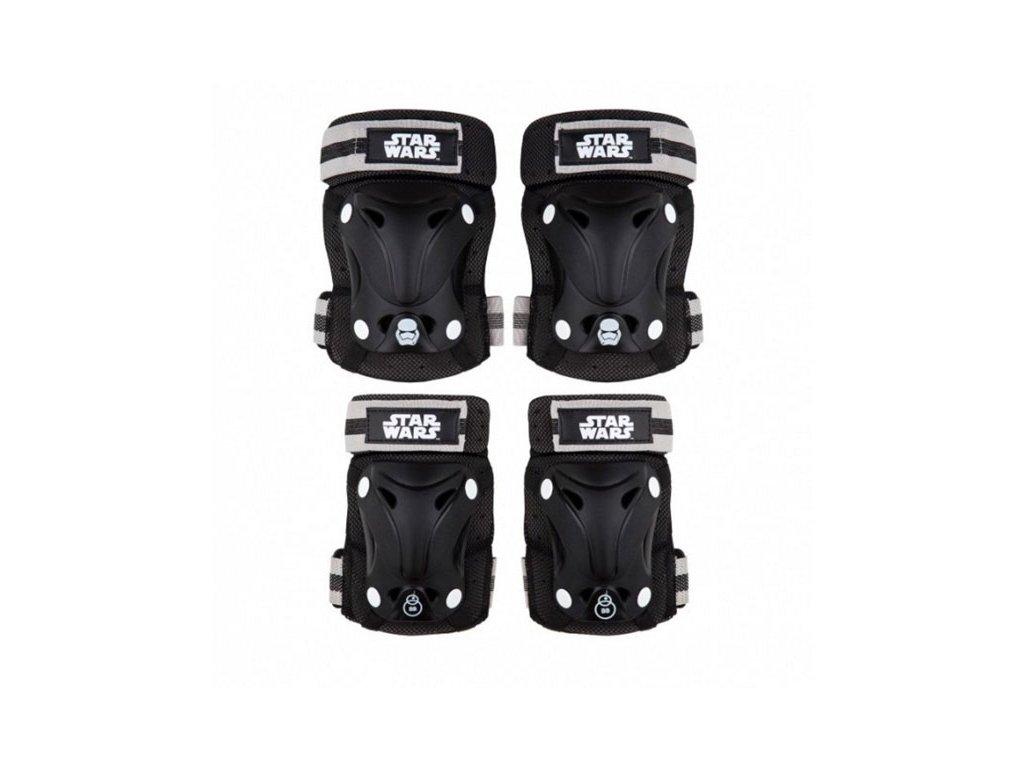 Chrániče loktů a kolen Star Wars