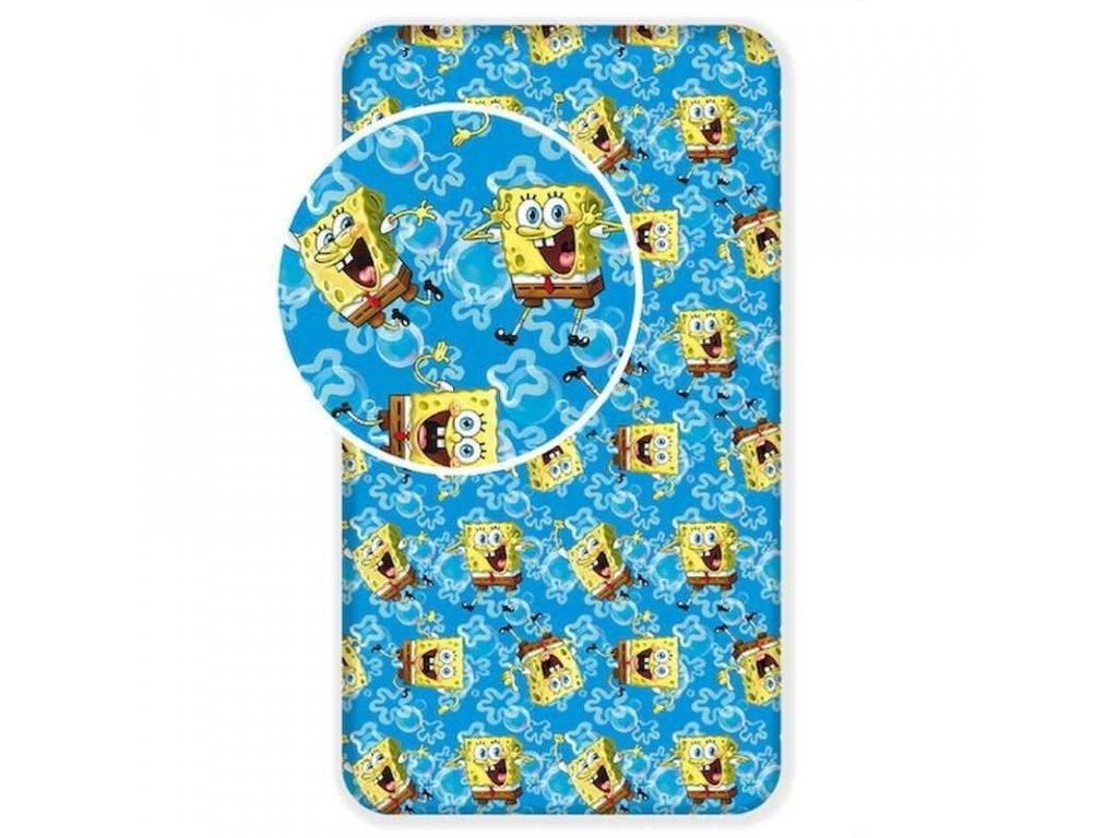 Prostěradlo SpongeBob 90/200